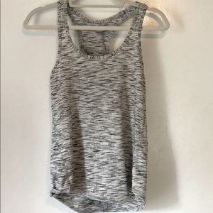 Lululemon racer back top with vent